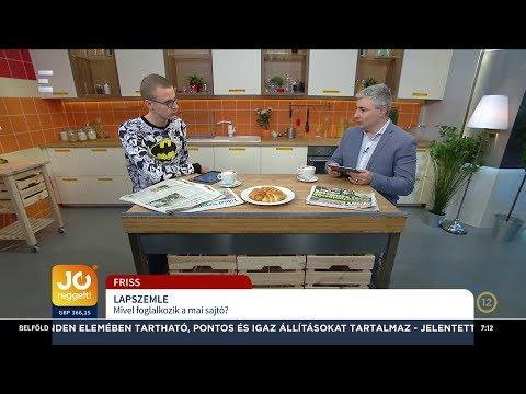 Lapszemle - Falusi Vajk - ECHO TV