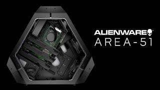 Alienware Area-51, una super PC para jugar