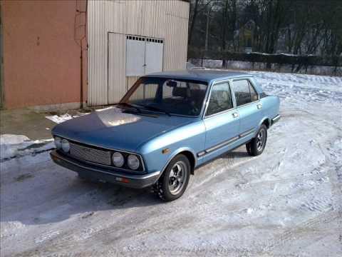 1974 Fiat 132 Gls 1800. Fiat 132 GLS 1800