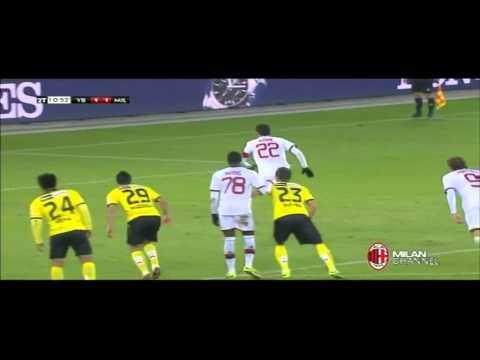 Highlights Young Boys 1-3 AC Milan