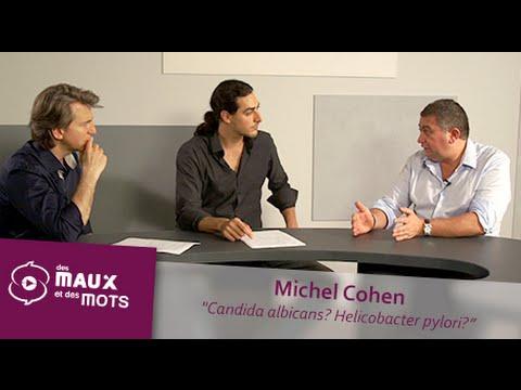 Michel Cohen les candidas albicans