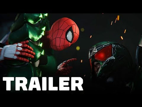 Marvel's Spider-Man (PS4) - Relationships Trailer