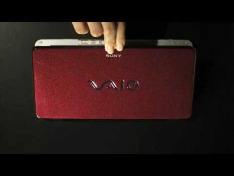 sony vaio p series: official video commercial