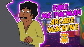 PacMan Arcade M