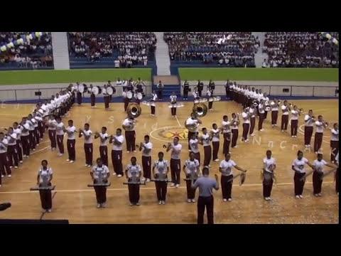 Coruña Marching Band 2010 - Juegos Deportivos Estudiantiles INDES 1/2
