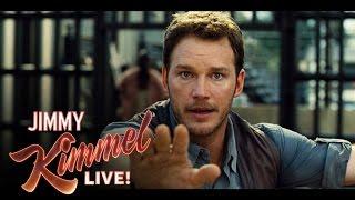 Chris Pratt on Working with Spielberg