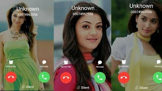 How to add photo in caller screen || Incoming call screen mein apna photo kaise Lagaye