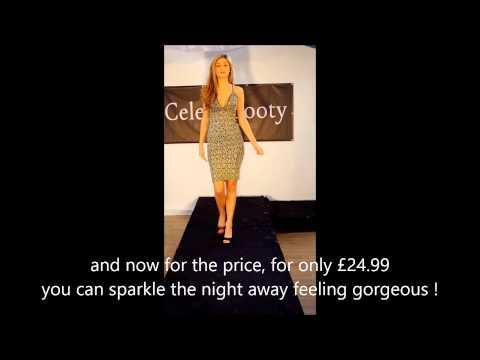 Sparkling Cami / Midi dress | Ladies online boutique video - Celebzbooty