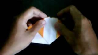 Easy Origami For Kids : Origami Dog