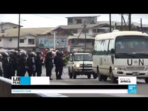 Liberia UN military mission: peacekeepers prepare to hand over to government