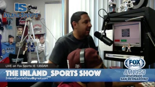 LIVE! The Inland_Sports Show Fox Sports Inland Empire 1350AM (6-20-18)