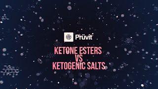 Keto 101 - Ketone Esters vs Ketone Salts