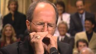 Buddy Greene on Harmonica at Carnegie Hall