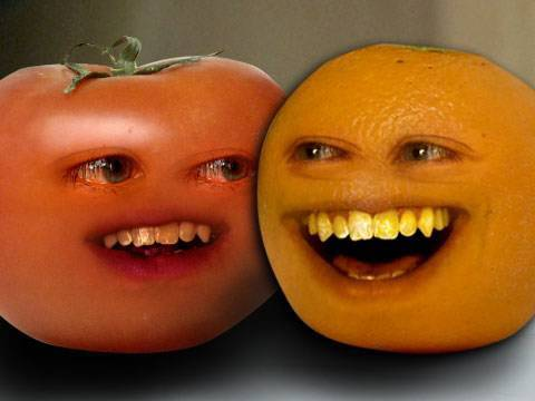 The Annoying Orange 3: TOE-MAY-TOE