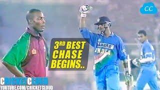 INDvWI 3rd Best Run Chase Ever | High Scoring Thriller !!