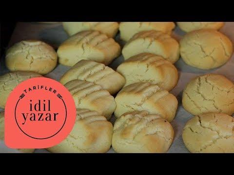 Un Kurabiyesi Nasıl Yapılır ? - İdil Tatari - Yemek Tarifleri