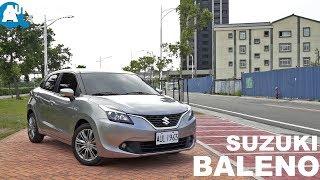 SUZUKI BALENO 動靜皆宜的小型掀背【Auto Online 汽車線上 試駕影片】