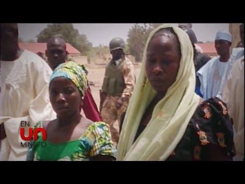En Un Minuto: son más las menores secuestradas en Nigeria