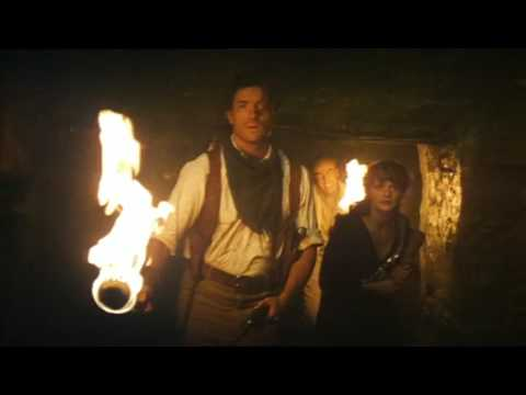 The Mummy Trailer HD