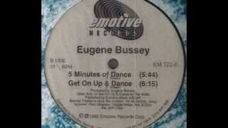 Eugene Bussey ‎- A Dance Trilogy EP 1992