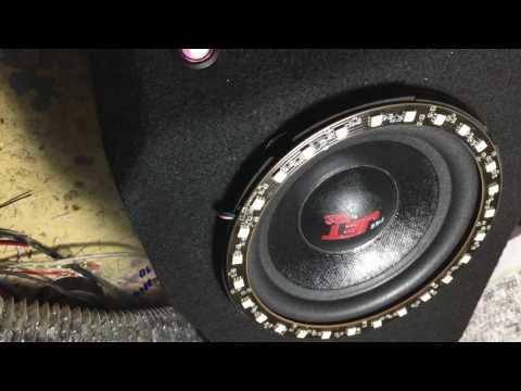 ชุดเครื่องเสียง Zoomer-X ติดไฟเพิ่ม BY ช่างมิ้น M&M-Sound 24/12/59