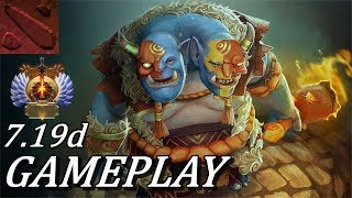 HOW TO DESTROY DROW! Ogre Magi Ranked Gameplay Commentary [IMMORTAL] Dota 2