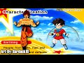 Dragon Ball Fusions 3DS: Will It Fuse? FALSE Super Saiyan Goku Gameplay (Lord Slug)
