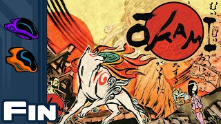 Let's Play Okami [HD Remaster] - PC Gameplay Part 62 - Finale - Baffleball