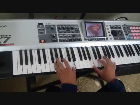 Coldplay - Trouble  -  Piano Tutorial