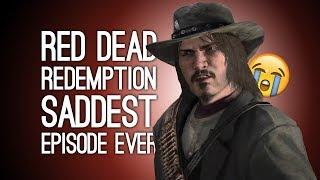 Let's Play Red Dead Redemption: SADDEST EPISODE EVER 😭 - Episode 35