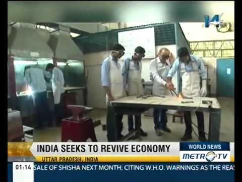 India Seeks To Revive Economy
