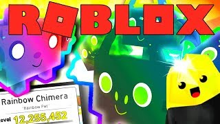 BESTE EI IN DE GAME OPENEN !! | Roblox Pet Simulator #10