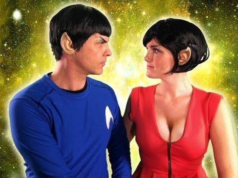 Star Trek Slow Jam!  Key Of Awesome #72