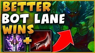 BETTER BOT LANE ALWAYS WINS!?! PLAY PYKE AND WIN YOUR GAMES!!! PATCH 9.12