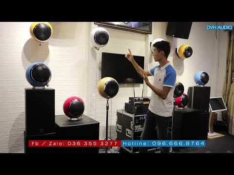 Loa Đồng Trục - Loa Tròn GLoRik ( DVH audio đt :0966668764 - fb zalo : 0363553277)