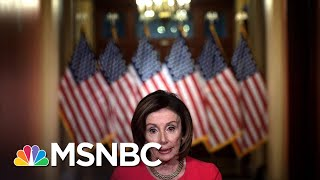 Pelosi On Trump's COVID-19 Response: 'As The President Fiddles, People Are Dying' | MSNBC