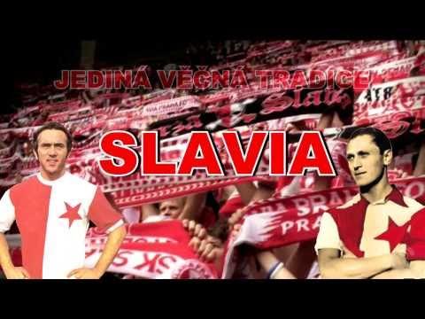 Slavia, ozdoba �eského sportu, je jediná a nesmrtelná! https://www.facebook.com/SlaviaFans.cz Hudba: http://www.youtube.com/watch?v=fV7ku-8b0gM.