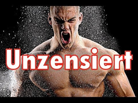 Normal sein ist scheisse - Natural PreWorkout Booster by Mischa Janiec klip izle