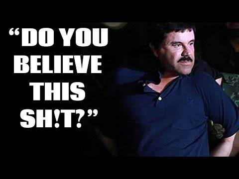 El Chapo Captured or El Chapo Lies?