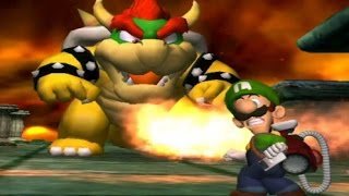 Luigi's Mansion Walkthrough Part 8 - Final Boss Fight & Credits