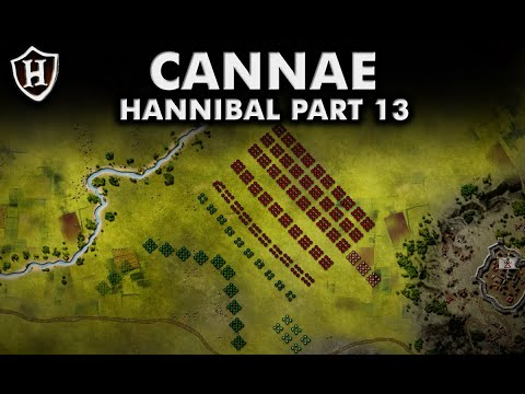 Battle of Cannae, 216 BC (Chapter 3) ⚔️ The Carnage ⚔️ Hannibal (Part 13) - Second Punic War
