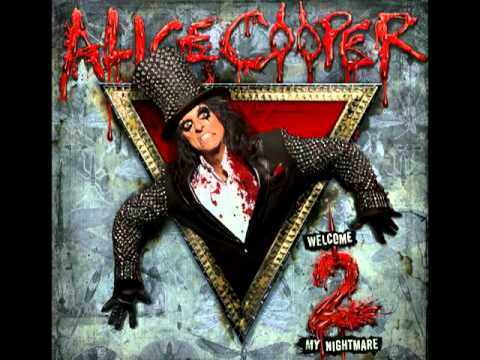 Alice Cooper - I Am Made Of You
