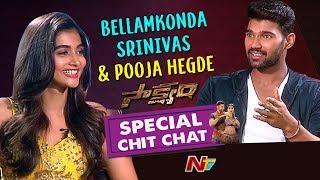Sakshyam Movie Team Special Chit Chat   Bellamkonda Srinivas   Pooja Hegde   NTV