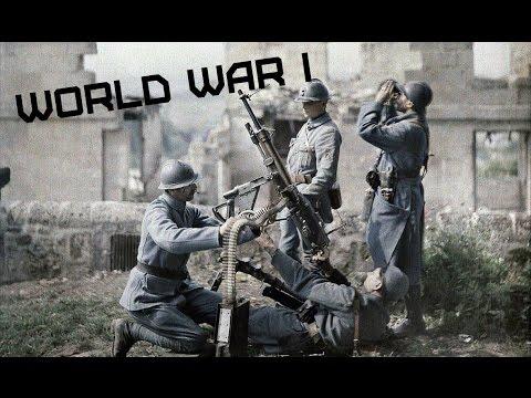World War I In Colour (1914-1918) • Первая Мировая Война в цвете (1914-1918)