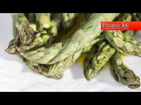 Najprostszy Sposób Na Zielone Szparagi - Porady Joli - Podstawy Gotowania