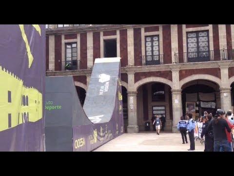 BMX Cuerna Style Episode 3 of 4 #BMXLIFE Mexico Contest - Sandoval Anaya Guettler Salazar Grice
