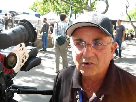 Ham Radio at Maker Faire 2009 - Amateur Television (ATV)