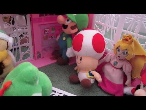 Mario & Peach: Zombies of the Mushroom Kingdom