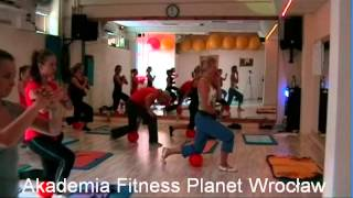 Io Ball - warsztaty Akademia Fitness Planet