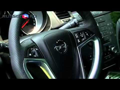 Opel Insignia Sports Tourer, тест-драйв